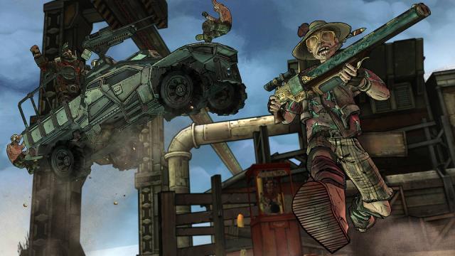Tales from the Borderlands, Android ve iOS'ta Artık Ücretsiz İndirilebiliyor