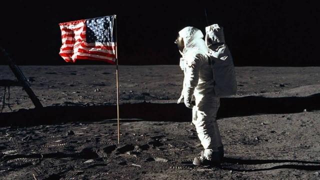 Tarihte Bugün: İnsanoğlu Ay'a Ayak Bastı