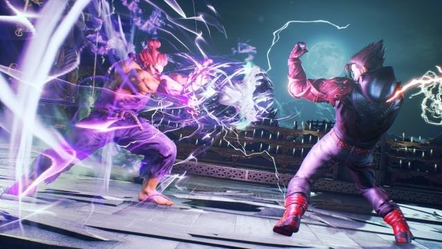 Tekken 7'nin Hikaye ve Dövüşçü Videoları Paylaşıldı