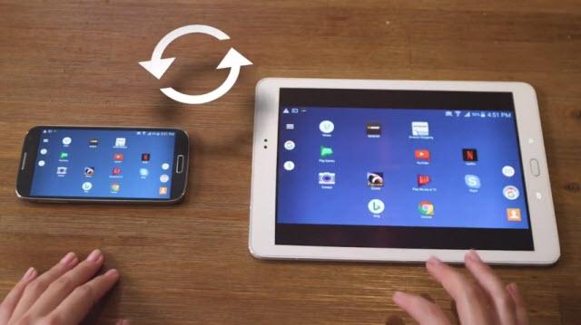 Telefonunuzu Tablete Dönüştüren Cihaz: Superscreen
