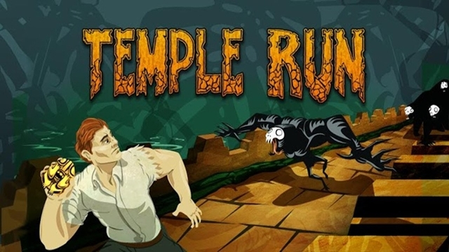 Temple Run 1 Milyar Kere İndirildi!
