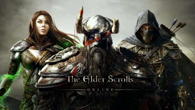 The Elder Scrolls Online Pax East'te Oynanabilecek