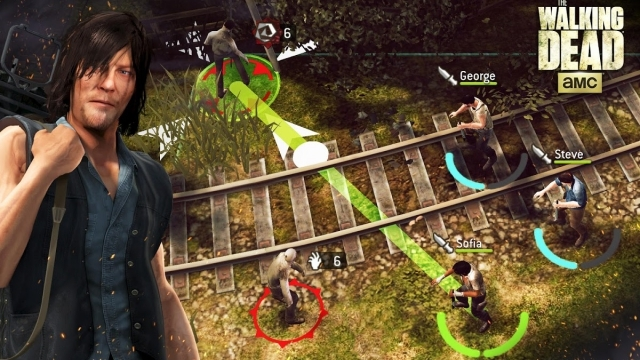 The Walking Dead: No Man's Land Android Versiyonu Çıktı, Hemen İndirin!