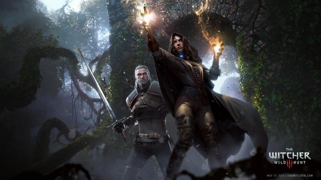 The Witcher 3, 2015'in En İyi Oyunu Olacak Gibi Görünüyor