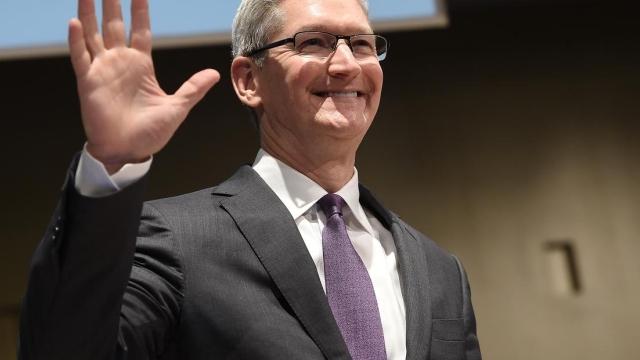 Tim Cook: Yeni iPad Gençleri Coşturacak
