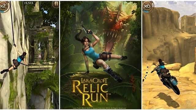 Tomb Raider Yıldızı Lara Croft'un Yeni Mobil Oyununu Çok Yakında Oynayabileceğiz