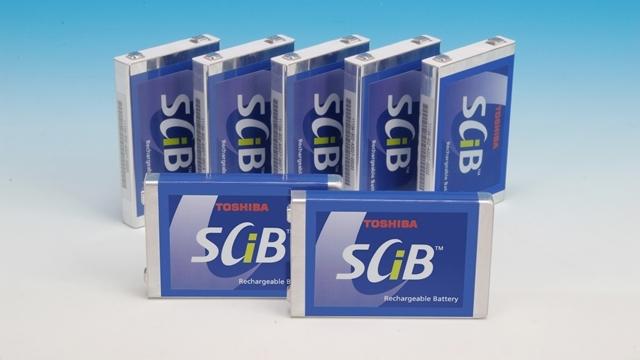 Toshiba'dan 10 Dakikada Şarj Edilebilen Piller