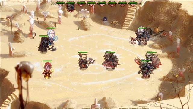 Türk Yapımı RPG Oyunu Overfall Steam Üzerinde Yayınlandı!