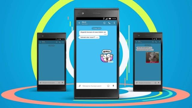 Turkcell, Bip ile Mesaj Gönderene Toplamda 18 GB İnternet Hediye Ediyor