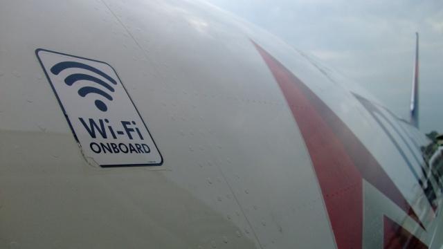 Uçaklarda Daha Hızlı WiFi Yolda