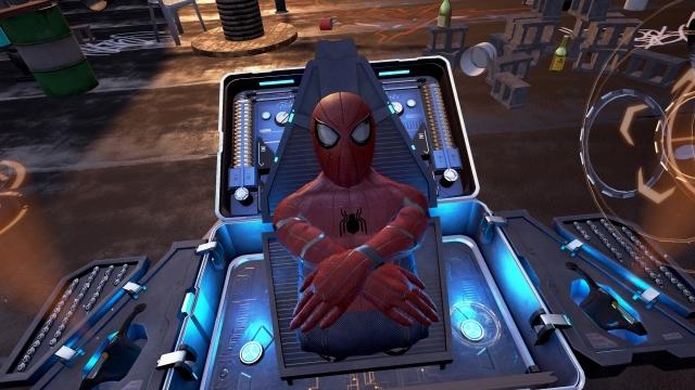 Ücretsiz Spider Man Sanal Gerçeklik Oyunu Çıktı!