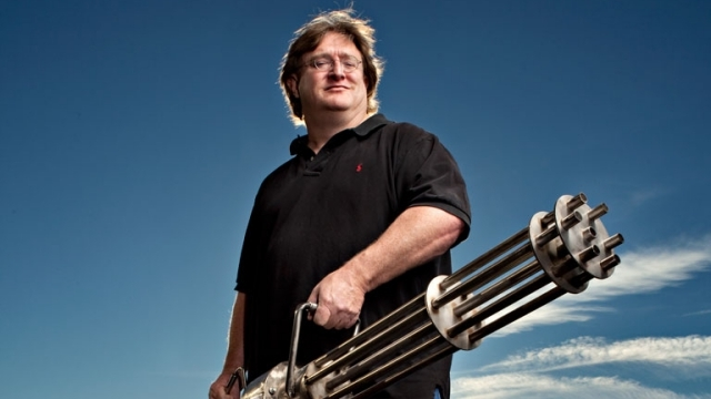 Valve Patronu Gabe Newell da Trump'ın Müslüman Yasağından Yakındı