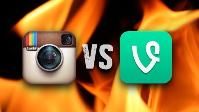Vine Instagram'a Cevap Veriyor!