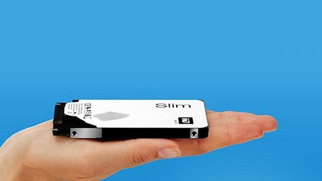 WD'den Dünyanın En İnce 1 TB Sabit Diski