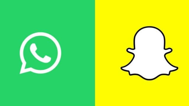 WhatsApp'a Snapchat Kamera Özellikleri Geliyor!