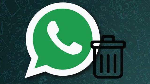 WhatsApp'ın Mesaj Silme Özelliği Tekrar Su Yüzüne Çıktı