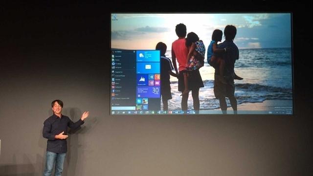 Windows 10 ile Başlat Menüsü Geri Dönüyor