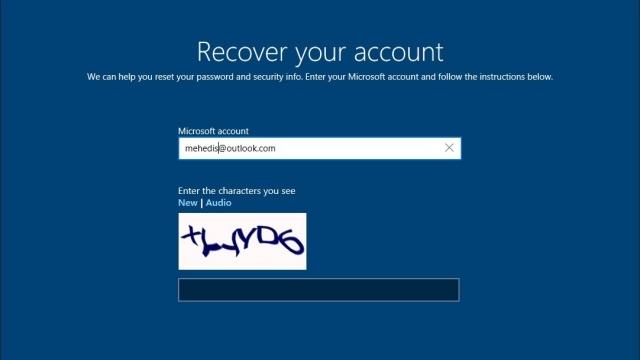 Windows 10 Nihayet Giriş Ekranında Şifre Değiştirmemize İzin Verecek