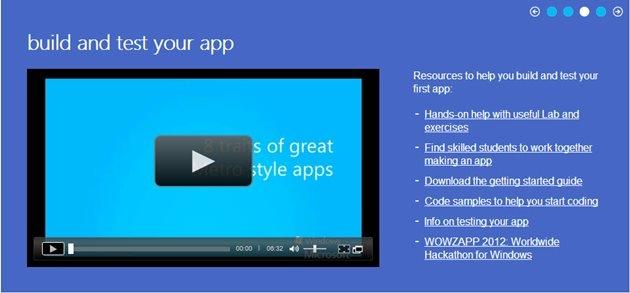 Microsoft, Windows 8 İçin Uygulama Geliştirme Araçlarını Yayımladı