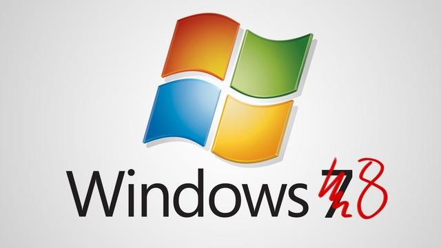 Windows 8'in Başarısızlığının Sebebi Windows 7