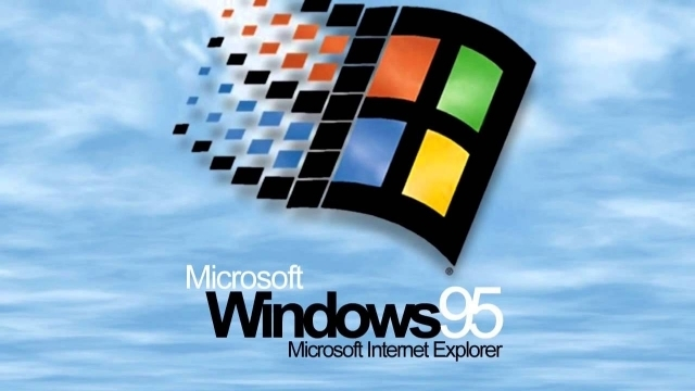 Windows 95, 22. Yaşına Girdi