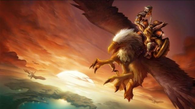 World of Warcraft: Warlords of Dreanor'da Bir Sonraki Yamaya Kadar Uçamayacağız
