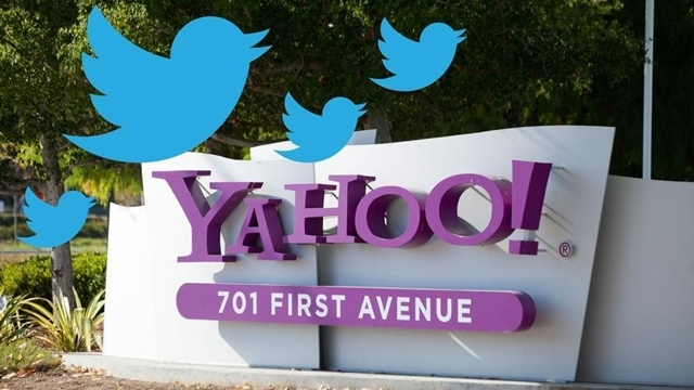 Yahoo, Haber Akışında Twitter Mesajlarına Yer Verecek