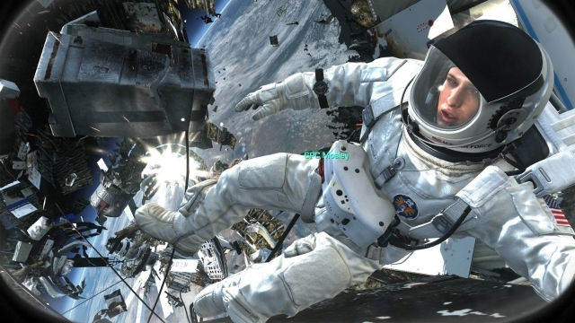 Yeni Call of Duty Oyunu Tamamen Uzayda Geçebilir