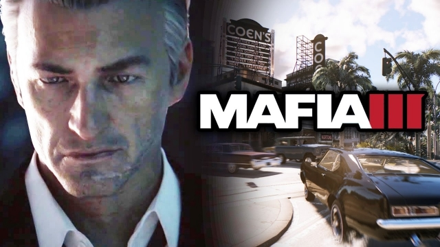 Yeni Mafia 3 Videosu Bugün Yayınlanıyor