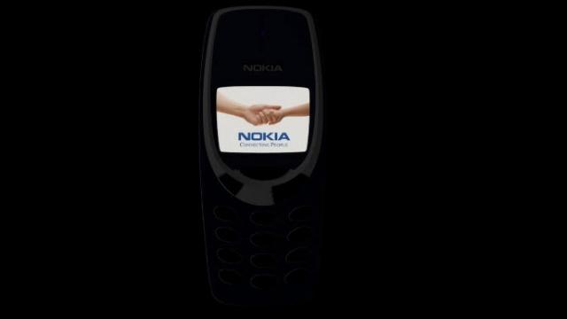 Yenilenen Nokia 3310 Böyle Geri Dönebilir