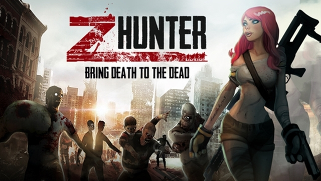 Haftanın Android Oyunu: Z Hunter - War of The Dead