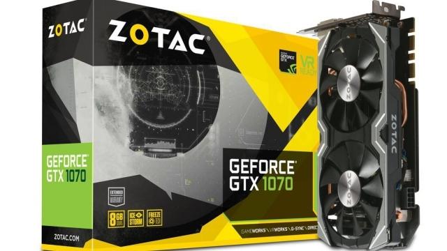 Zotac GTX 1070 Mini Tanıtıldı