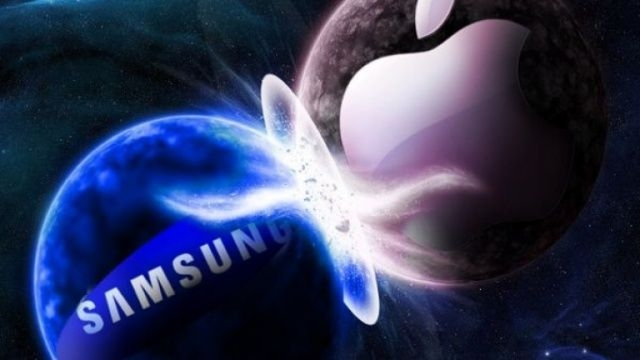 Apple Samsung'tan iPhone ve iPad İçin Ekran Almayı Bırakıyor