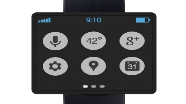 Google da Akıllı Saat Üretimine Başlıyor