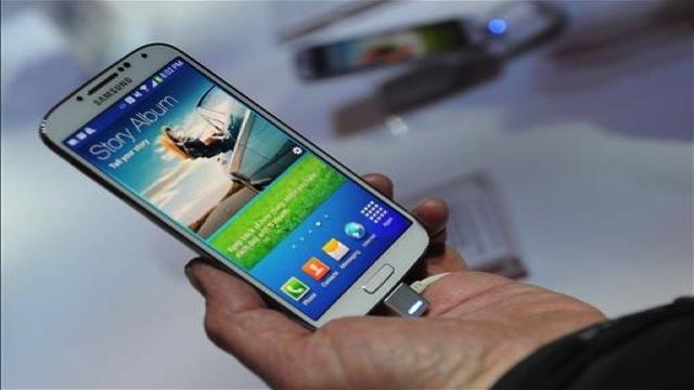 Samsung Galaxy S4'ün Göz Takip Teknolojisine LG Darbesi