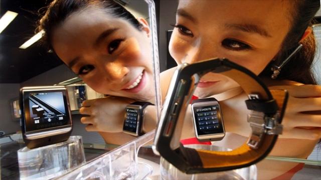 Samsung Akıllı Saat Üretiyor