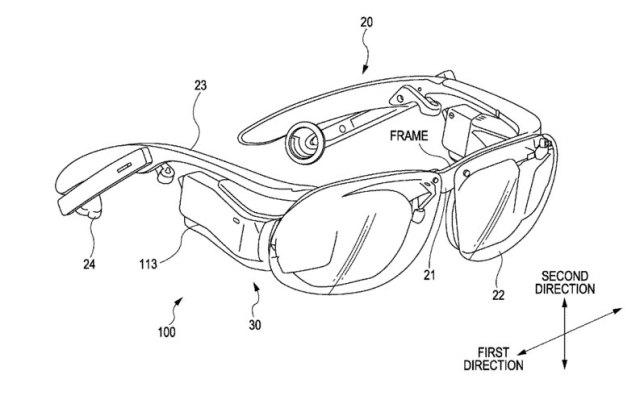 Sony, Google Glass'a Karşı Kendi Akıllı Gözlüğünü Geliştiriyor