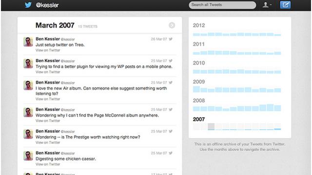 Twitter Türkçe Dili İçin Tweet Arşivi İndirmeyi Açtı