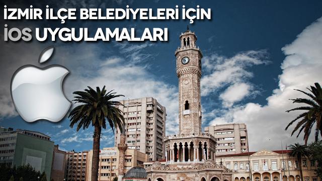 İzmir İlçe Belediyelerinin iOS Uygulamaları