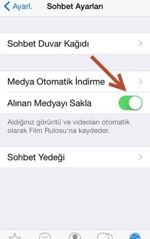 Degistirmeniz Gereken 5 Onemli Whatsapp Ayari Tamindir