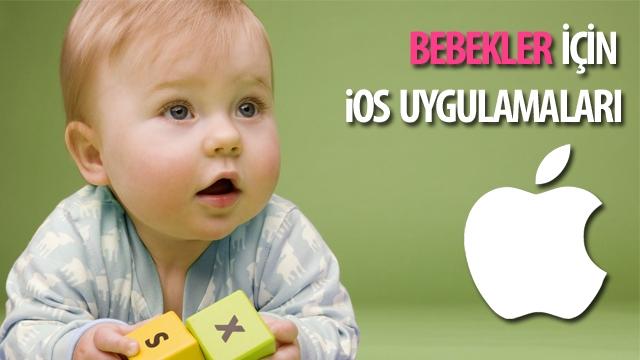 Bebekler için iOS Oyunları
