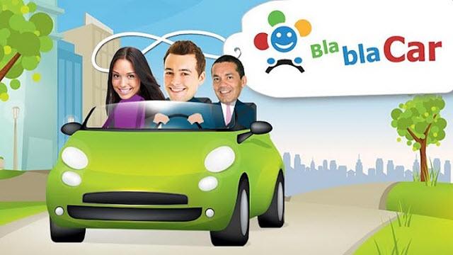 Dünyaca Ünlü Yolculuk Paylaşım Ağı BlaBlaCar Artık Türkiye'de