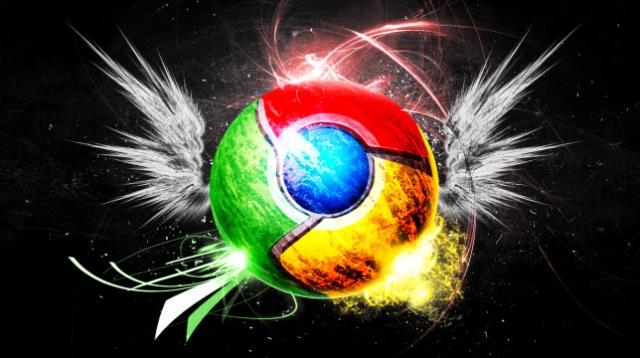 Google Chrome Dokunmatik Özelliği Kazanıyor