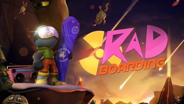 Haftanın iOS Oyunu: RAD Boarding