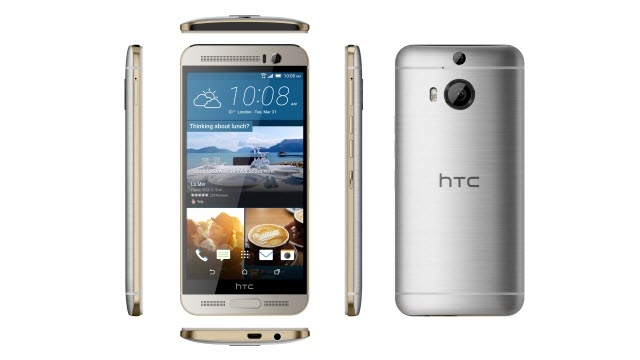 HTC One M9+ Akıllı Telefon Piyasasının Dengelerini Alt Üst Etmeye Kararlı