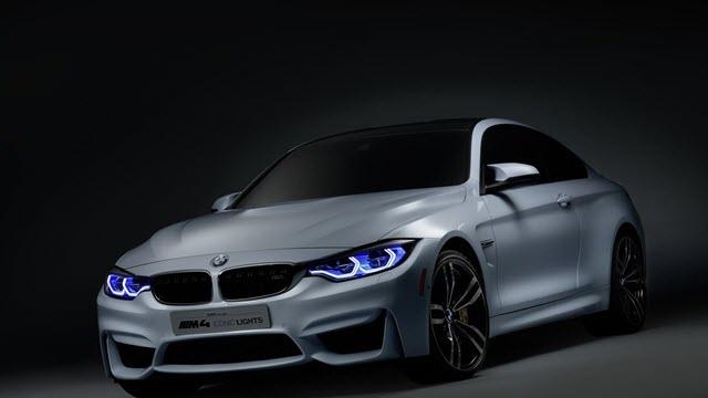 BMW İkonik Far Tasarımını Yeniden Tanımlıyor