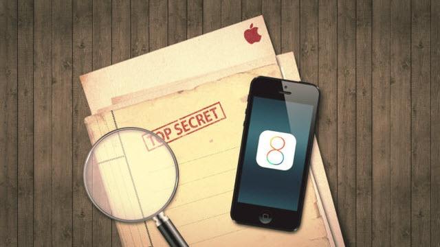 iOS 8'in Gizli Özellikleri ve Araçları