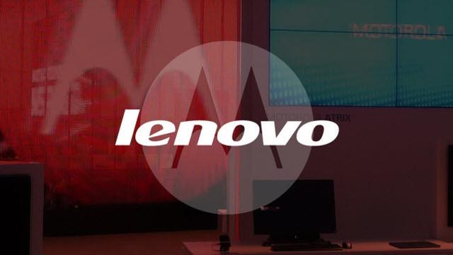 Lenovo, Motorola'yı Bünyesine Kattı