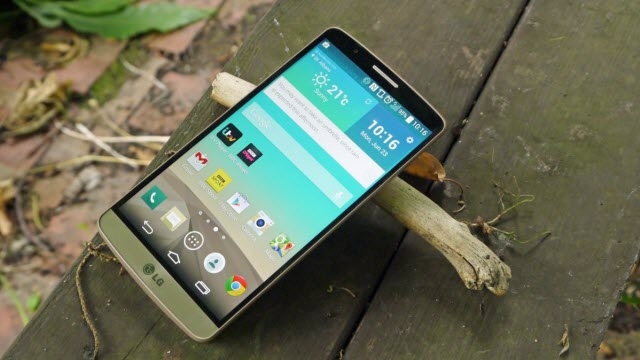 LG'nin Akıllı Telefon Modelleri G3 Arayüzüyle Sunulacak