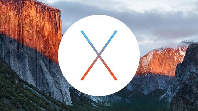 OS X El Capitan Bu Akşam Kullanıma Sunuluyor